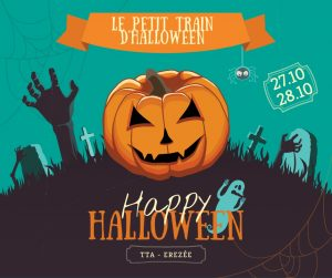 Le petit train d'Halloween @ Soy | Wallonie | Belgique