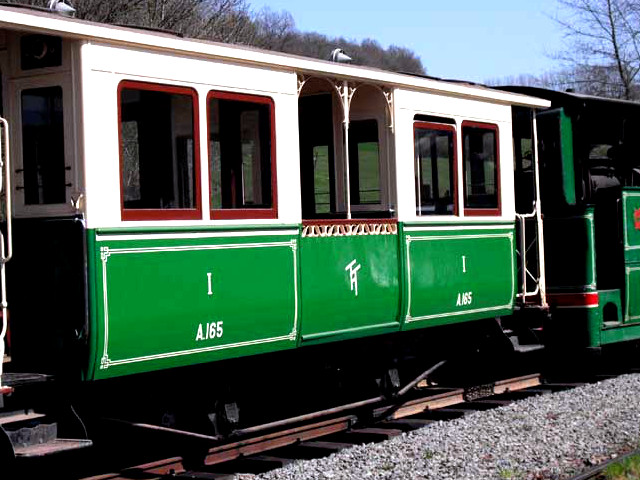 Tram royal